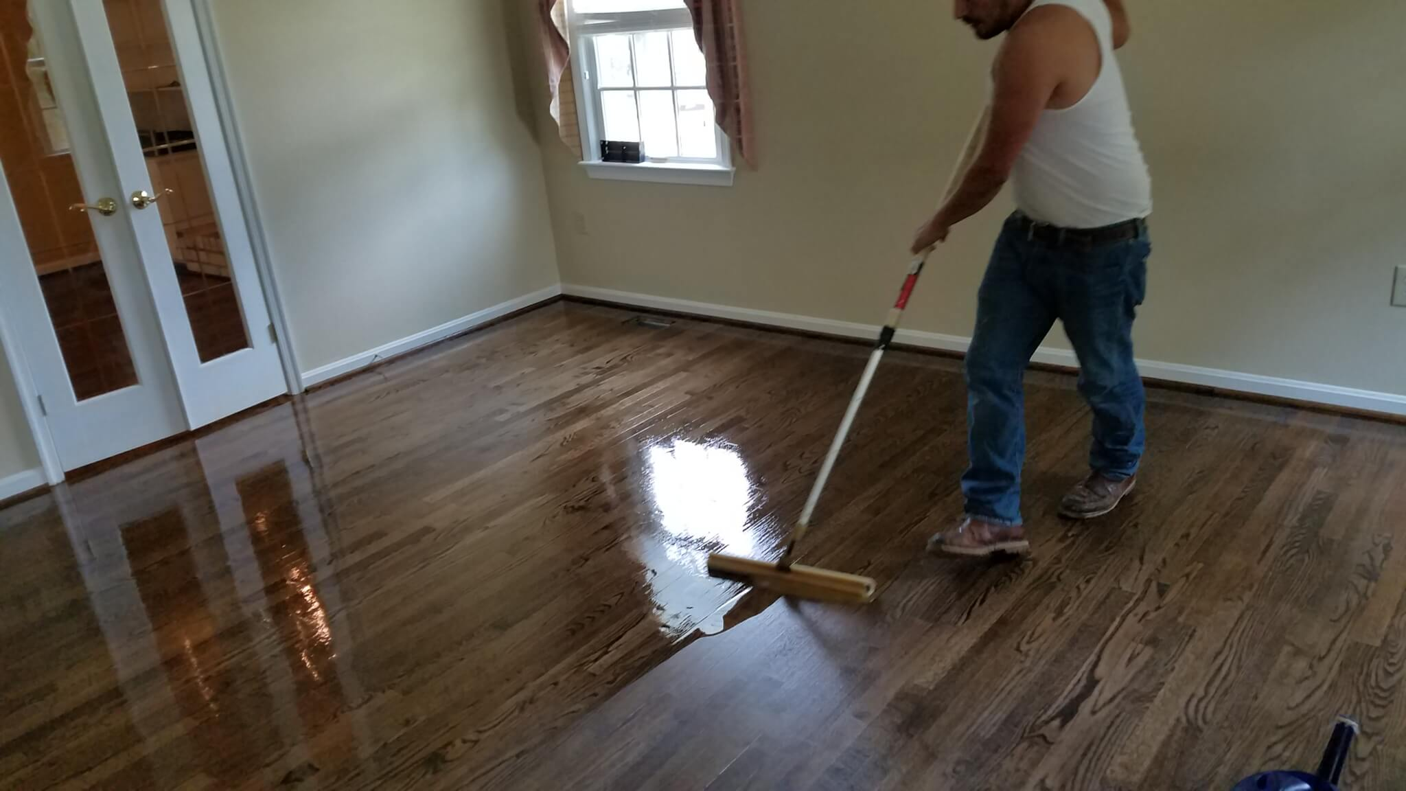 How Old Are Your Wood Floors If Its Been 10