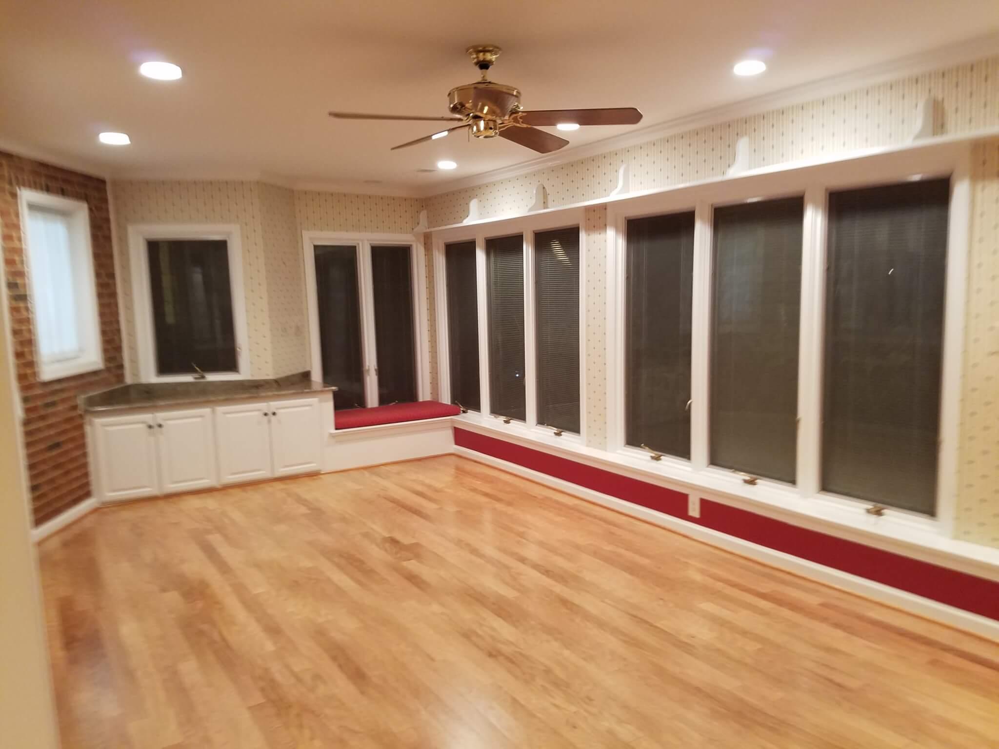 interior painting fairfax va wood